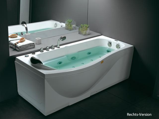Whirlpool badewanne erfahrungen whirlpool badewanne samurai freistehend mit massage d sen led - Whirlpool discount erfahrungen ...