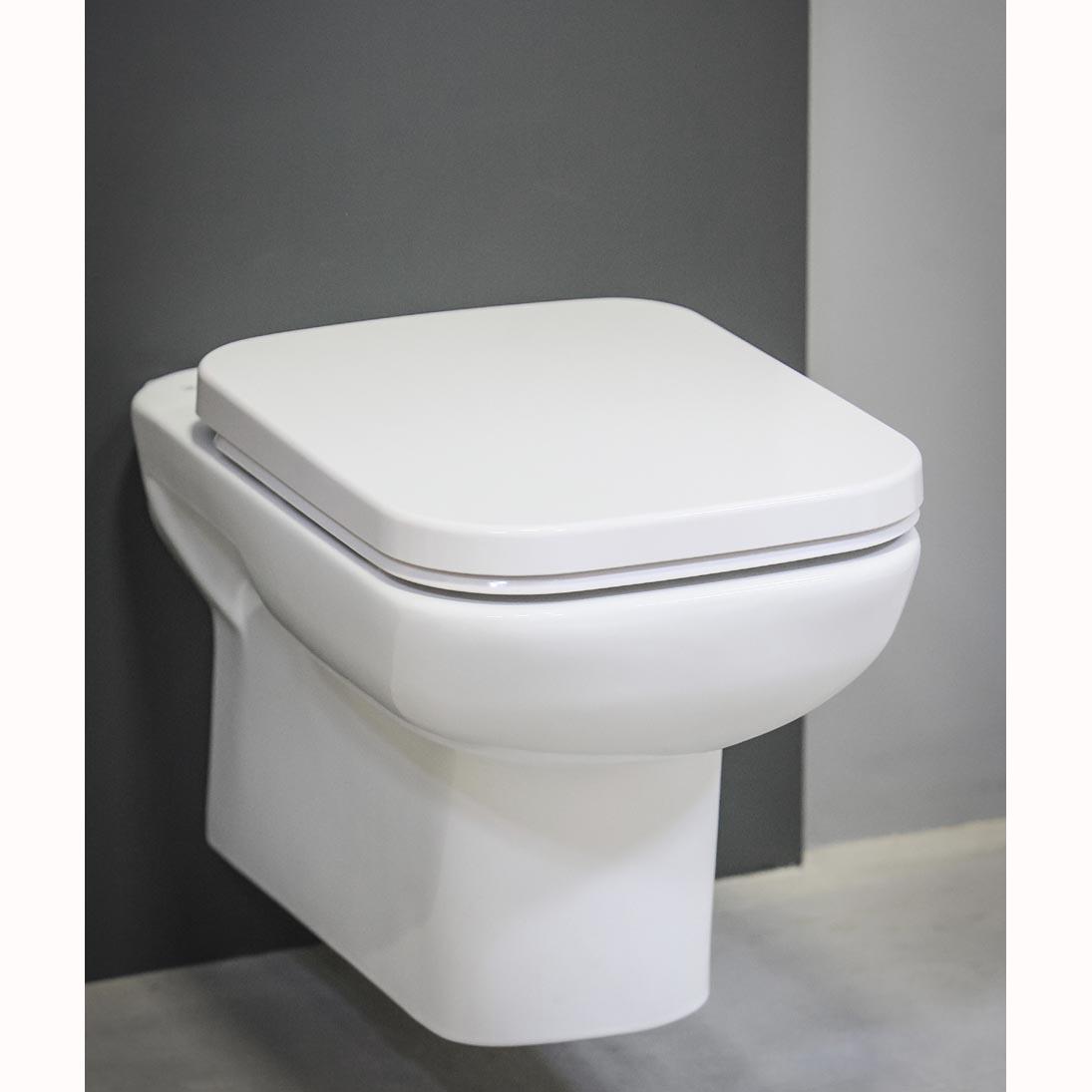 Caricamento dellimmagine in corso designer hange wc wand wc inkl softclose deckel