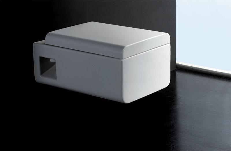 luxor vorwandelement eago wd 333p wand wc set 333 ebay. Black Bedroom Furniture Sets. Home Design Ideas
