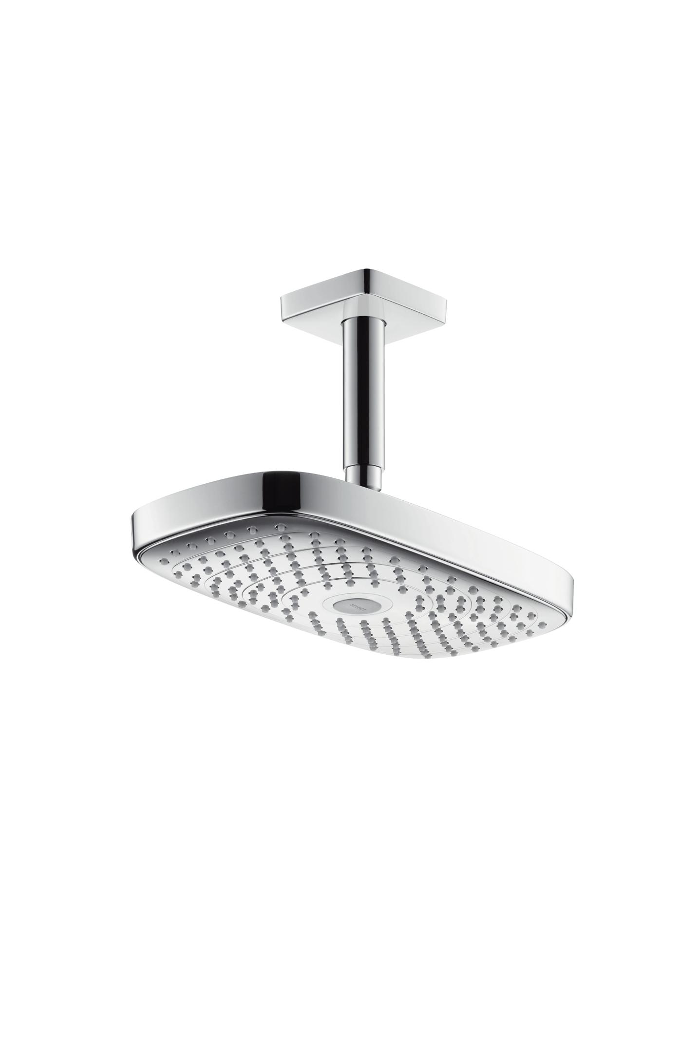 Details About Hansgrohe Shower Head Raindance Select E 300 26608000
