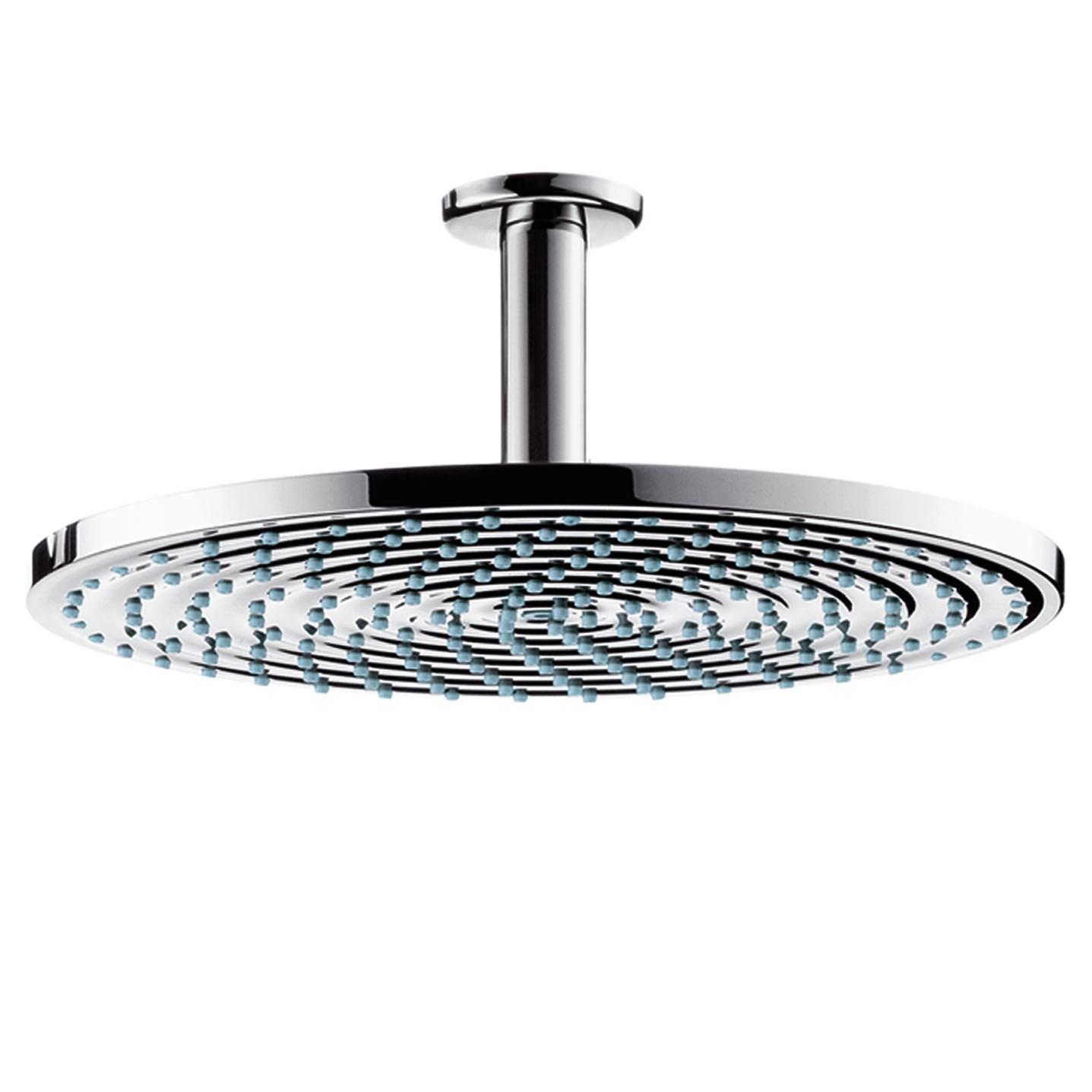 Details About Hansgrohe Dish Shower Head Raindance Air 27494000