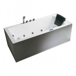 Eago Whirlpool AM154JDTSZ 180x 80 links